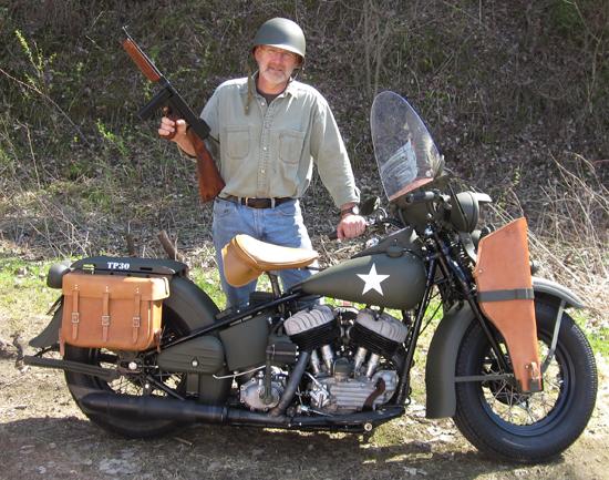 kinsey wla bike