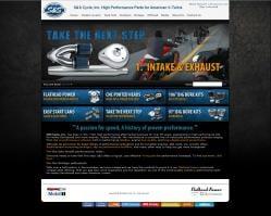 S&S New Website