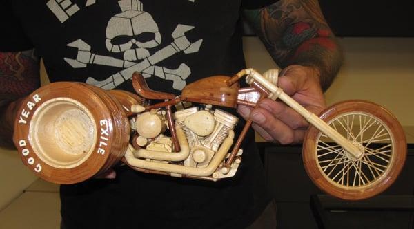 Trike Replica