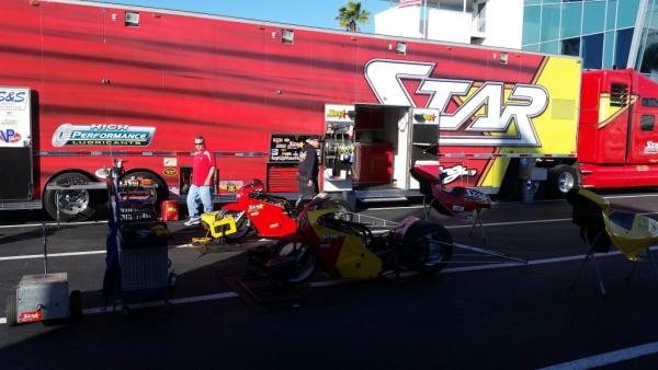 Frank Hawley Drag Racing School