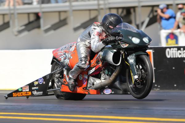 Shawn Gann NHRA racing