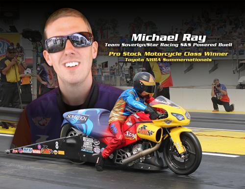MichealRay Winner